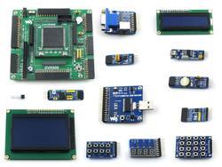 Open3S500E Package B # XC3S500E Spartan 3E FPGA XILINX Board + LCD 1602 + LCD 12864 + 12 Module