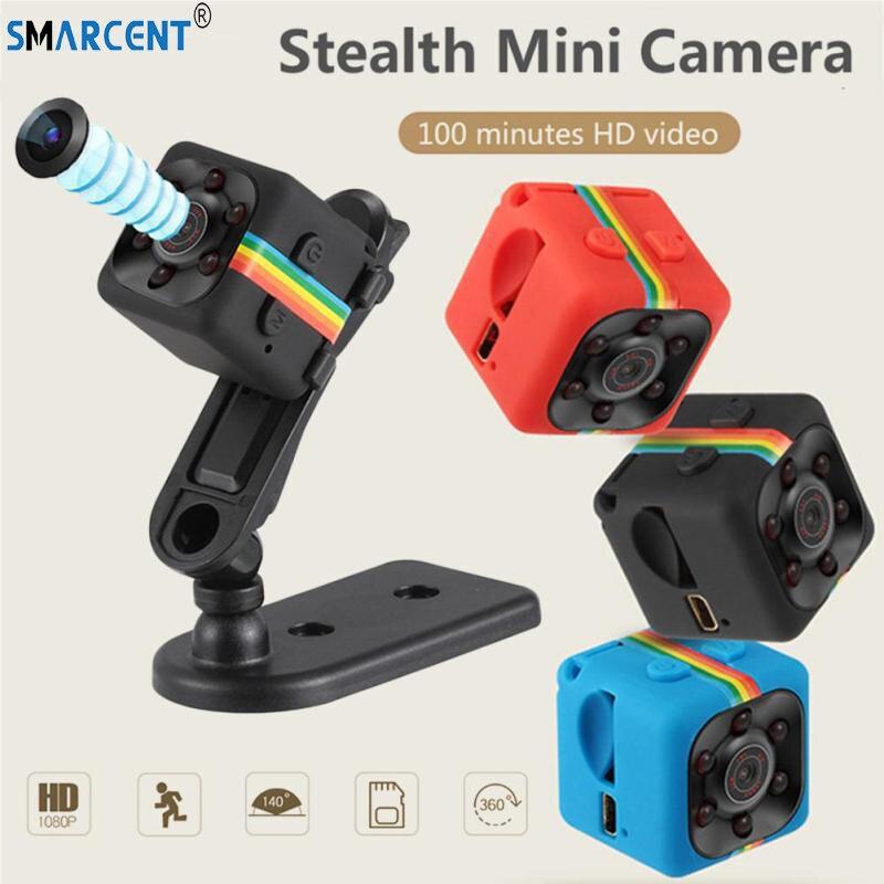 SQ11 SQ13 SQ23Micro cámara HD 1080 p DV Mini 12MP deportes Cámara del coche DVR de la visión nocturna Video grabadora de voz Mini acción Cam