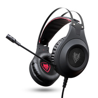 NUBWO PS4 Headset Bass Casque Gaming Headphone Headsets With Microphone Mic For PC Gamer Nintendo Switch
