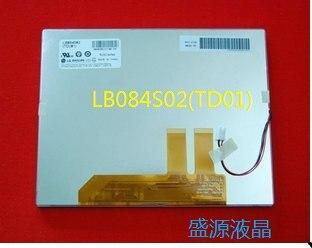 original new free shipping LB084S02 (TD01) game console industrial equipment вентилятор напольный aeg vl 5569 s lb 80 вт