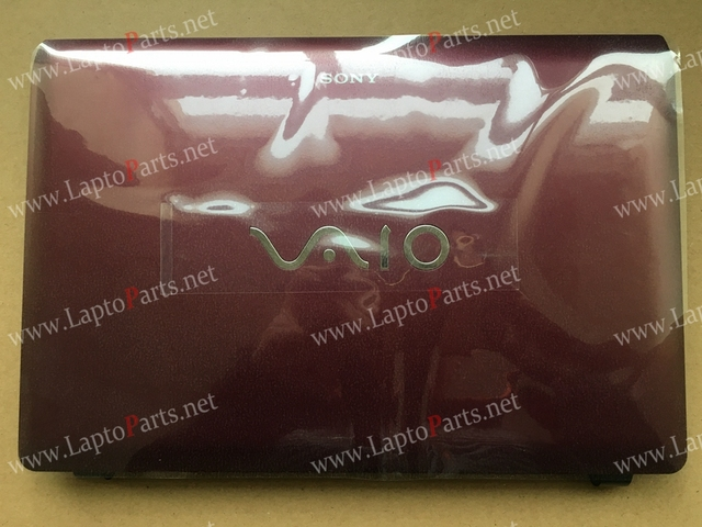 New Genuine Red Cover For Sony vpc-yb 11.6 inches Red TOP Cover WIS604KY060211090301A03 LCD TOP COVER