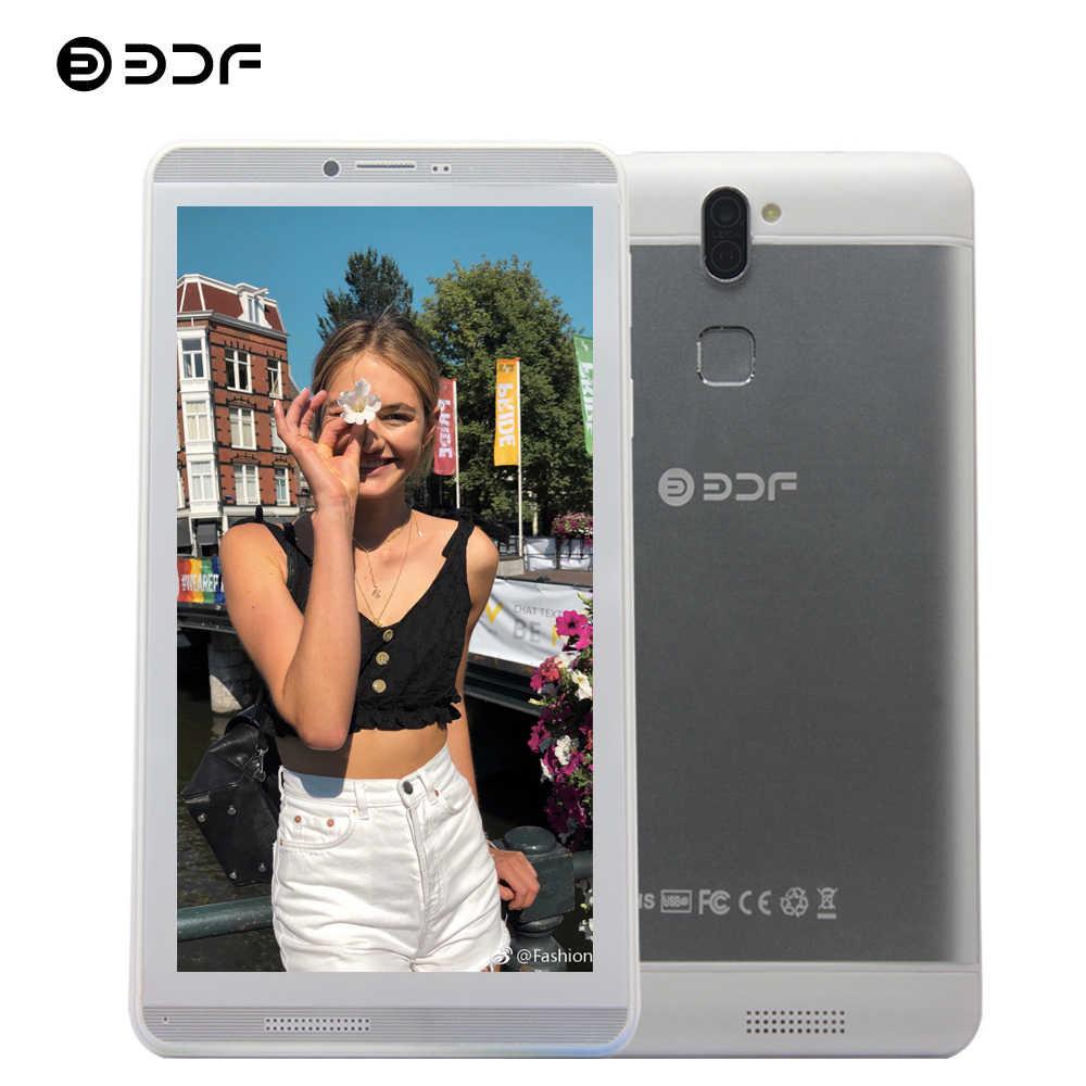 BDF 7 pouces tablette 1 GB/16 GB Quad Core tablette Pc Android 6.0 double caméra onglet double carte SIM tablette 3G téléphone Android ordinateur portable tablette 7