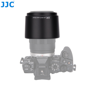 Image 4 - JJC parasol de objetivo 58mm para Olympus M.ZUIKO DIGITAL ED 75 300mm f/4,8 6,7 II lente sustituye a LH 61E