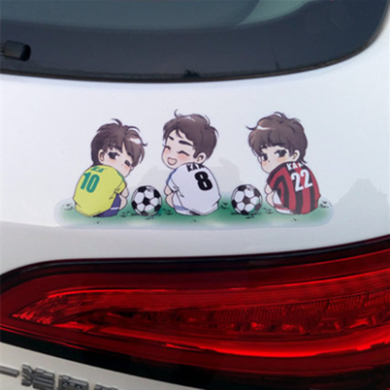 Car personality sticker cartoon characters For Land Rover discovery 2 3 4 sport freelander 1 defender evoque Accessories