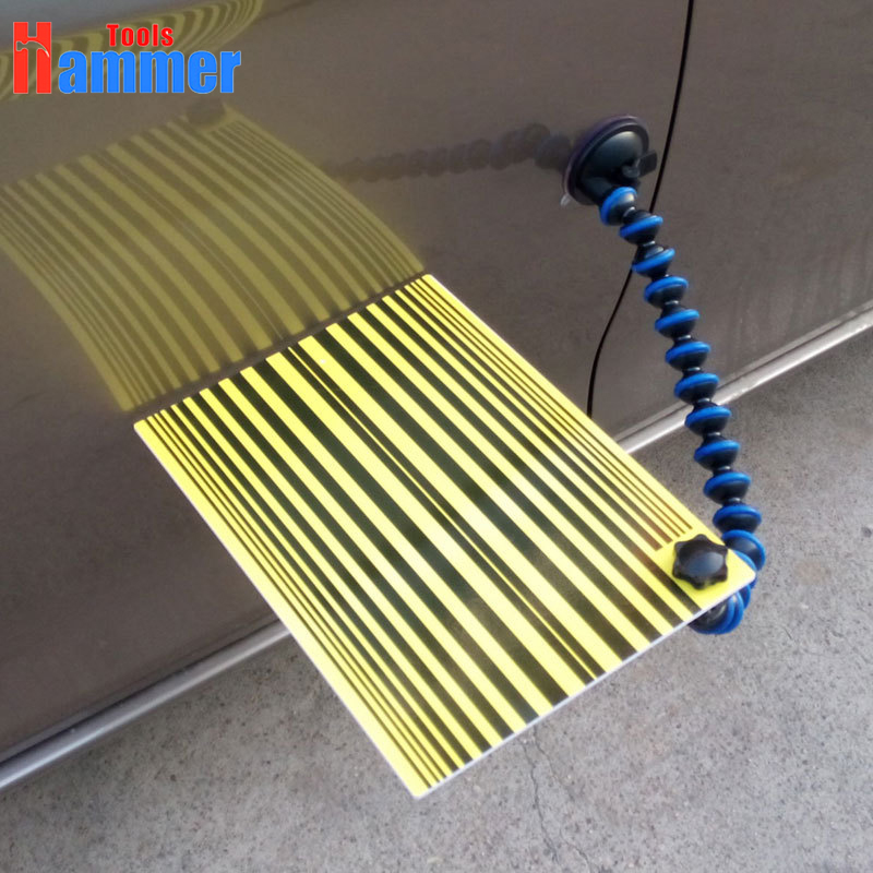 Line Dent Board PDR Tools Paintless Dent Repair Auto Body Tools & Accessories