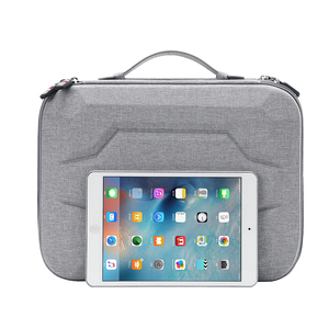 "Image 5 - BUBM bag for power bank digital receiving accessories EVA case for 9.7"" ipad cable organizer portable bag for USB"