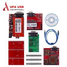 Hohe Qualität UPA USB Programmierer V 1,3 Vollen Adaptern ECU Programmierer Chip Tuning UPA-USB Serielle Programmierer OBD2 Diagnose Werkzeug