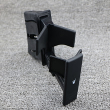 Black Cup Holder Dashboard Cup Holder For VW Polo 9N 2002 2003 2004 2005 2006 2007 2008 2009 2010 6Q0858602E 6Q0 858 602