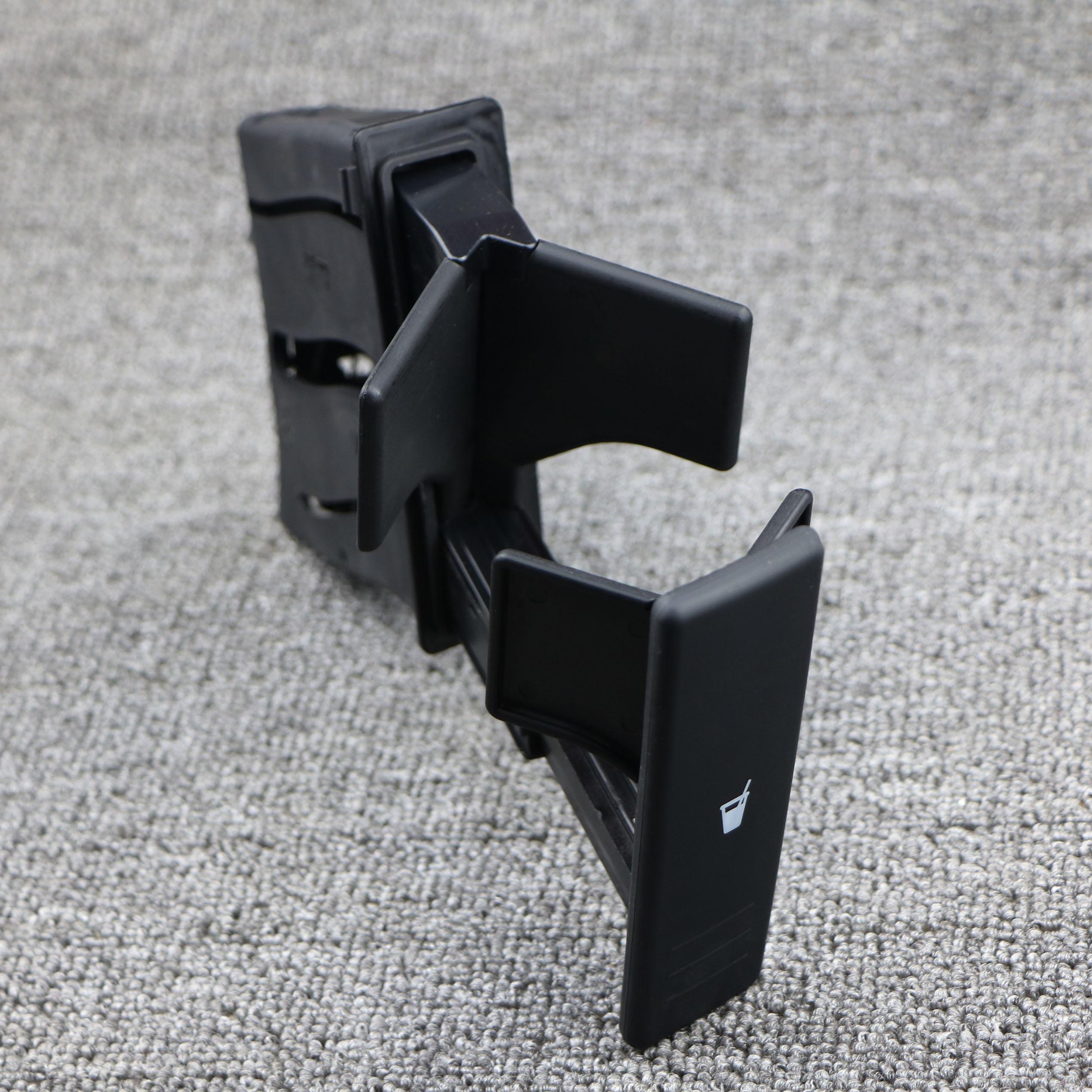 Черный держатель чашки приборной панели держатель чашки для VW Polo 9N 2002 2003 2004 2005 2006 2007 2008 2009 2010 6Q0858602E 6Q0 858 602