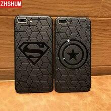Case iPhone Heroes Batman Superman