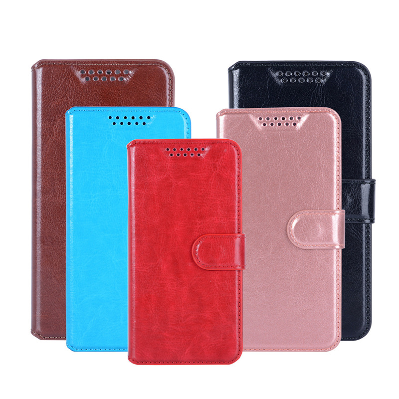 Luxury Retro Flip Case For Samsung Galaxy S3 Mini i8190 Leather Original Back Cover Card Slot Wallet Holster Skin Phone Coque image