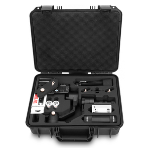 Image 5 - ZHIYUN الرسمية رافعة زائد 3 محور استقرار يده Gimbal 2500g الحمولة ل المرايا DSLR كاميرا دعم بوف وضع VS Crane2