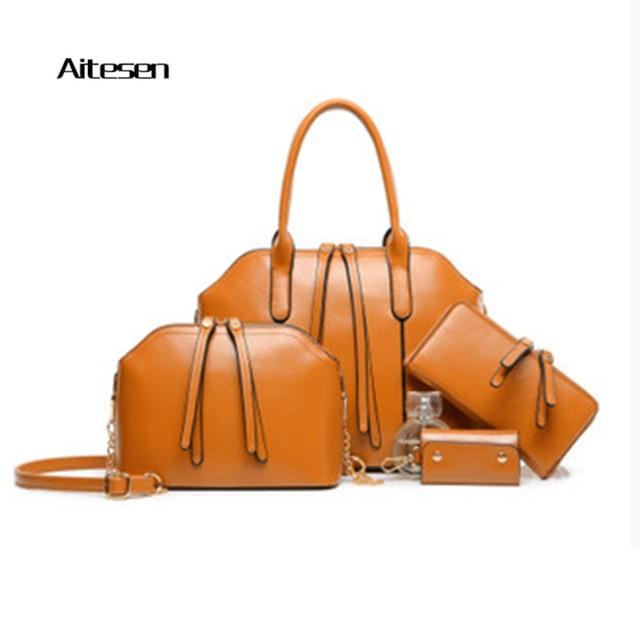 4e48cf5ea0 Michael Handbag Women messenger Bag Lady Fashion PU Leather Louis  Handtasche Women Luxury Neverfull Female Famous Brand Handbag
