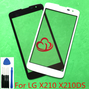 Replacement LCD Front Touch Screen Glass Outer Lens For LG K7 X210 X210DS