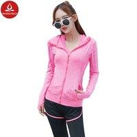 Novo Ao Ar Livre Quick Dry Esporte Treino Terno de Ginástica roupas 3 pcs (jaqueta + calça + bra) profissional Yoga Set Esporte Treino Para As Mulheres