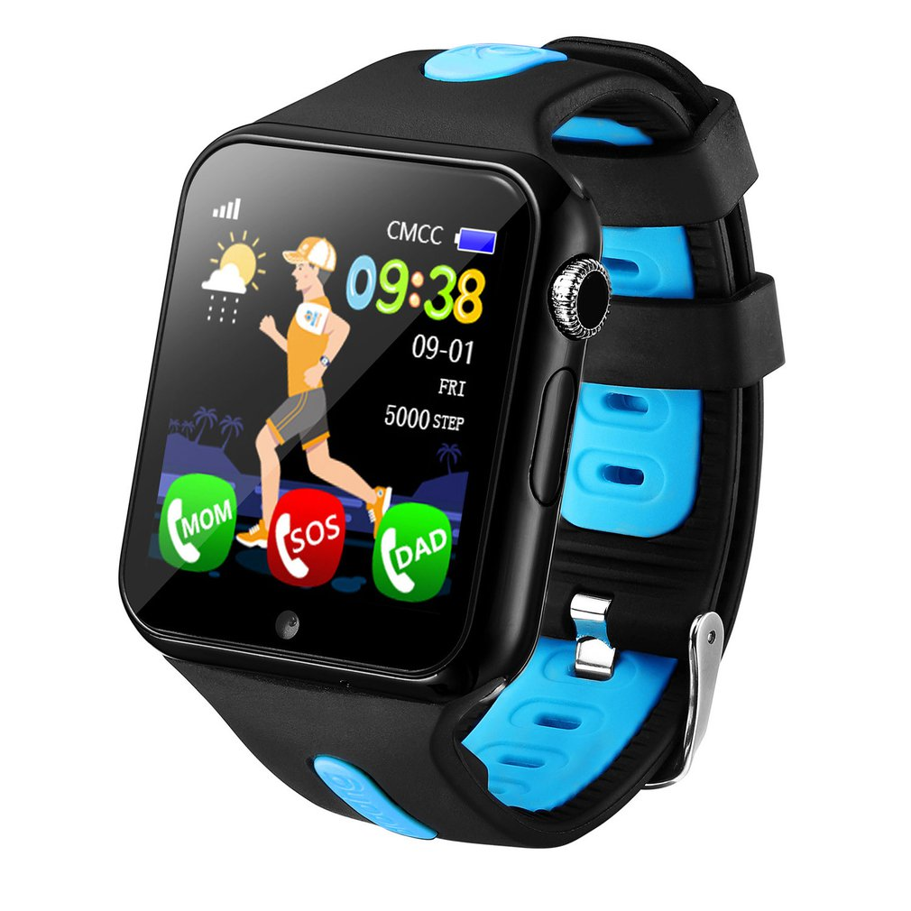 V5K Children Smart Watch GPS Tracker Anti Lost Monitor SOS Call Childrens Smart Camera Phone Watch 1.54 Inch ScreenBV5K Children Smart Watch GPS Tracker Anti Lost Monitor SOS Call Childrens Smart Camera Phone Watch 1.54 Inch ScreenB