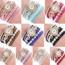 Модные женские туфли повседневные платья часы роскоши горный хрусталь браслет часы аналоговые кварцевые Бизнес наручные часы reloj mujer zegarek