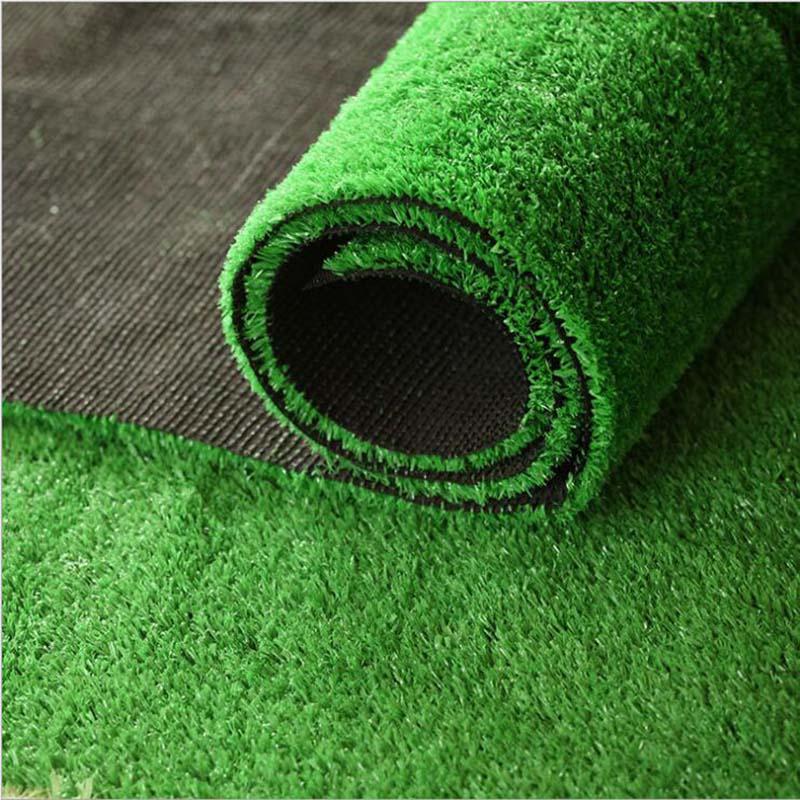 100*200 cm gazon en plastique tapis artificiel balcon décoration pelouse artificielle le virage vert et de l'environnement porte de protection tapis