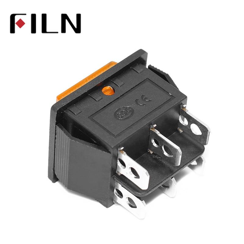 15A 250v AC rocker switch (3)