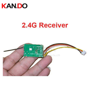2.4G wireless receiver cctv 2.