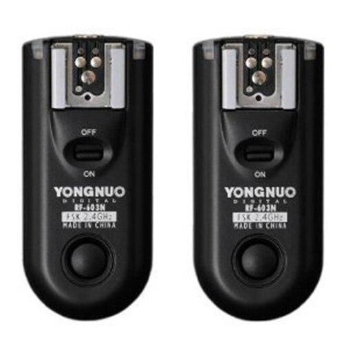 Yongnuo Yn560 IV Master Radio Flash Speedlite + RF-603 II Flash Trigger for Canon Pentax Olympus  yongnuo yn 560 iv yn560 wireless ttl hss master radio flash speedlite 2pcs rf 605c rf605 lcd wireless trigger for canon camera