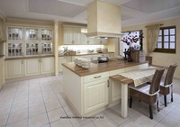 PVC Vinyl Kitchen Cabinet LH PV067