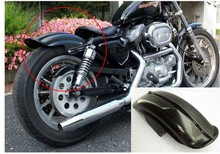 Motorcycle modification Accessories rear fender rain protection for Harley Davidson 883 motorcycle