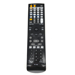 Image 1 - New Replacement for ONKYO RC 743M A/V Receiver Remote Control Fernbedienung
