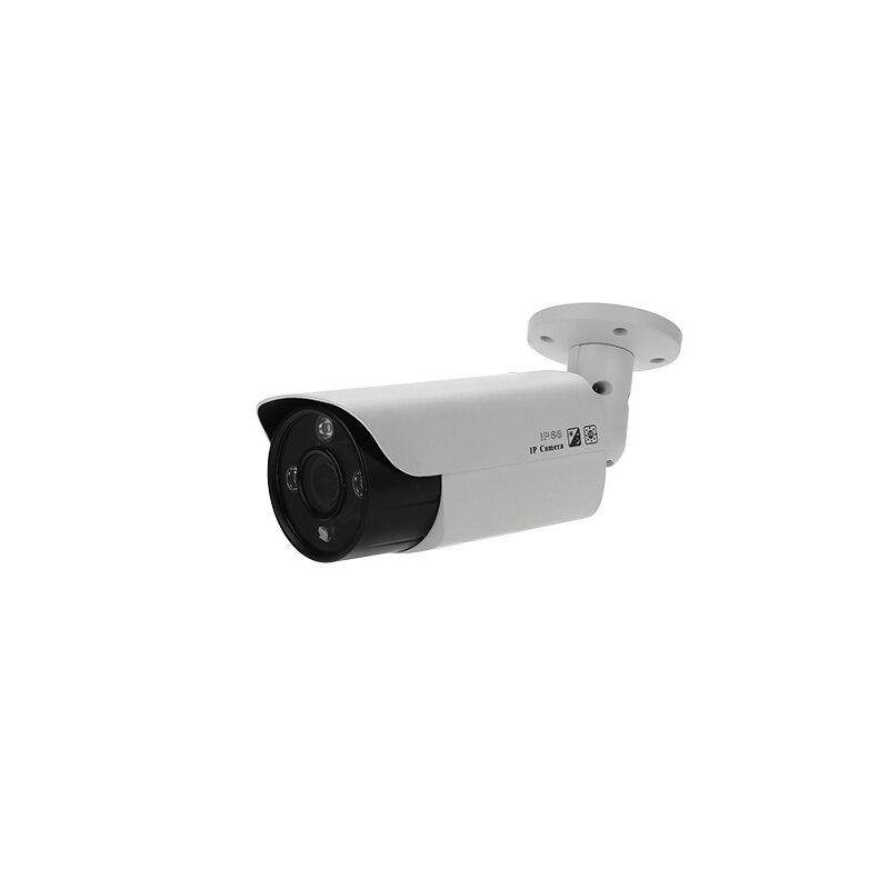 CCTV Security 2.8-12MM LENS 2.0 Megapixel Outdoor IR Bullet IP Camera POE Camera IP66 tr sipr130w poe outdoor 1 3 megapixel ip serveillance camera with poe tr sipr130 poe