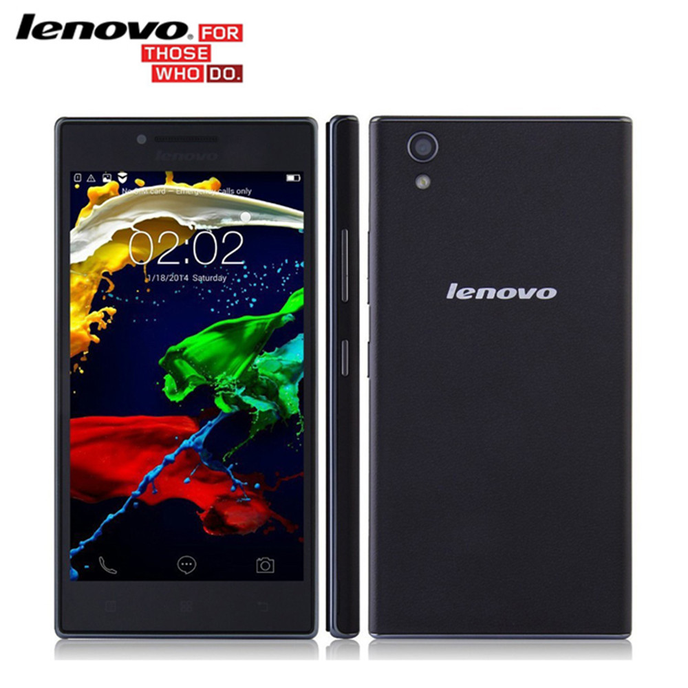 Цена за Оригинал lenovo p70 t p70t p70 t мобильного телефона 64bit mtk6732 android 4.4 quad core 2 ГБ RAM 16 ГБ ROM 5.0 дюймов HD Экран dual sim GPS