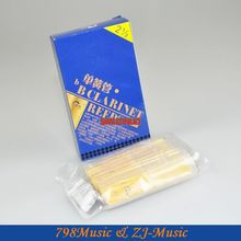 New 10Pcs High Grade Bamboo Bb Clarinet  Reeds Musical Instrument Professional Clarinet Accessories