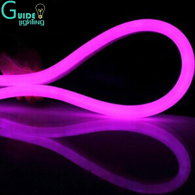 Selling guide lighting super bright led flex neon tube pink color guide lighting super bright led flex neon tube pink color rope light waerproof ip65 aloadofball Image collections