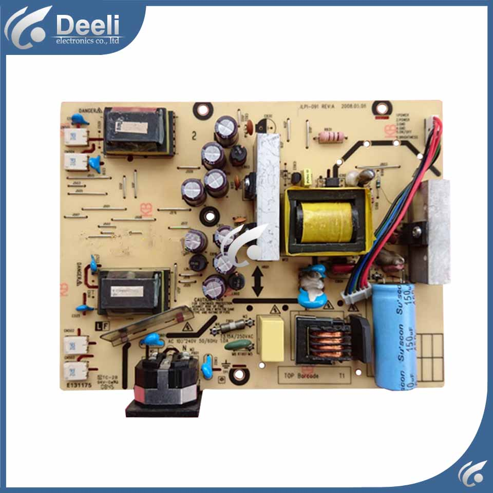 95% new original For High pressure plate W2234S ILPI-091 4914414001 power supply used board feelux041020dr fip1904iq rev b pl1942c06 v2 power supply in high pressure plate