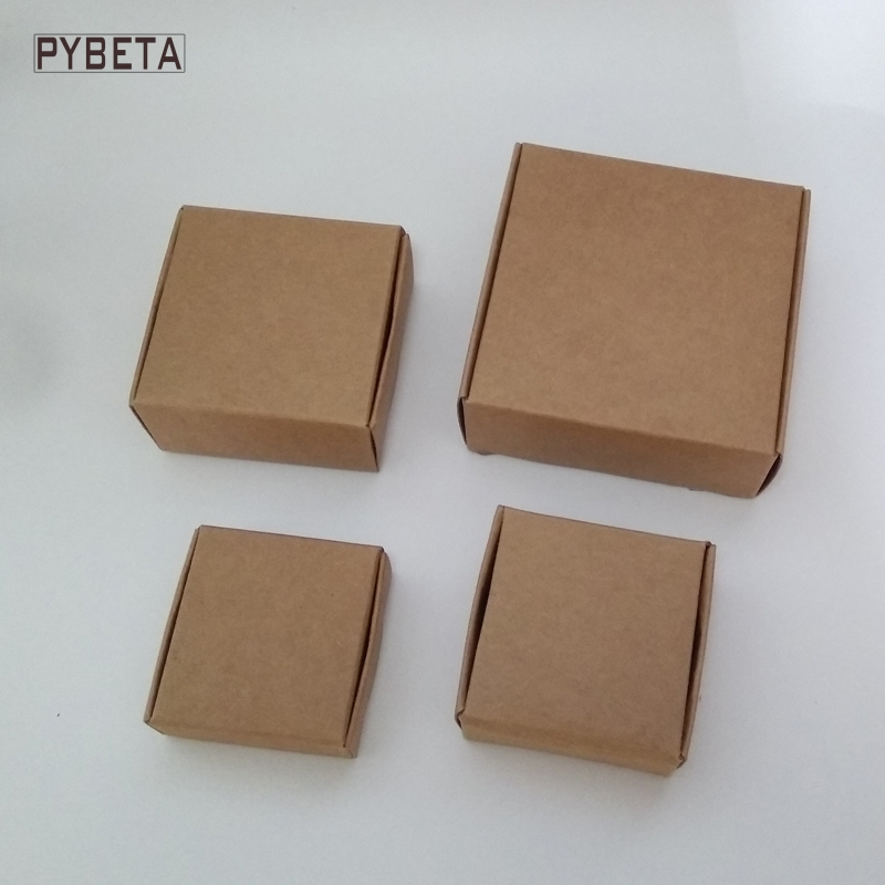 50pcs/lot- ( 70-95mm ) <font><b>Big</b></font> size kraft paper aircraft <font><b>box</b></font> for handmade soap candy jewelry DIY <font><b>gift</b></font> <font><b>packaging</b></font> <font><b>box</b></font> image