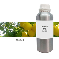 1000ml Natural Plant Therapy Essential Oils Anti Aging Lymphatic Drainage Lemon essential oil Body Massage Oils