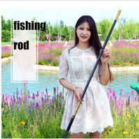 carbon leisure fishing rods ultra light super hard 28 sets of fishing poles black holes carp sticks