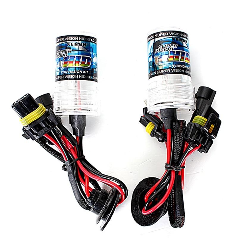2x H11 55 w Xenon HID Kit Voiture Auto Phare Lampe Ampoules 3000 k 4300 k 5000 k 6000 k 8000 k 10000 k 12000 k 15000 k 30000 k DC12V