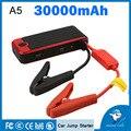 12 V 30000 mAh Batería de Litio de Arranque de Emergencia Del Automóvil Mini Arrancador Salto Portátil Booster Manufaturer