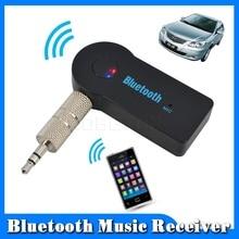 Потоковое handfree микрофоном aux приемник музыкальный аудио телефона bluetooth беспроводной универсальный