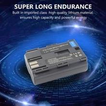 цены на YCDC 7.4V 1500Mah BP-511 BP511A Digital Camera Battery For Canon EOS 40D 300D 5D 20D 30D 50D 10D D60 G6 Batteries  в интернет-магазинах