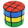 Diansheng 3x3 Cilíndrico Cubo Mágico Profesional Smooth Velocidad Pegatina Puzzle Cube Juguetes Educativos Regalos Especiales para Los Niños-45