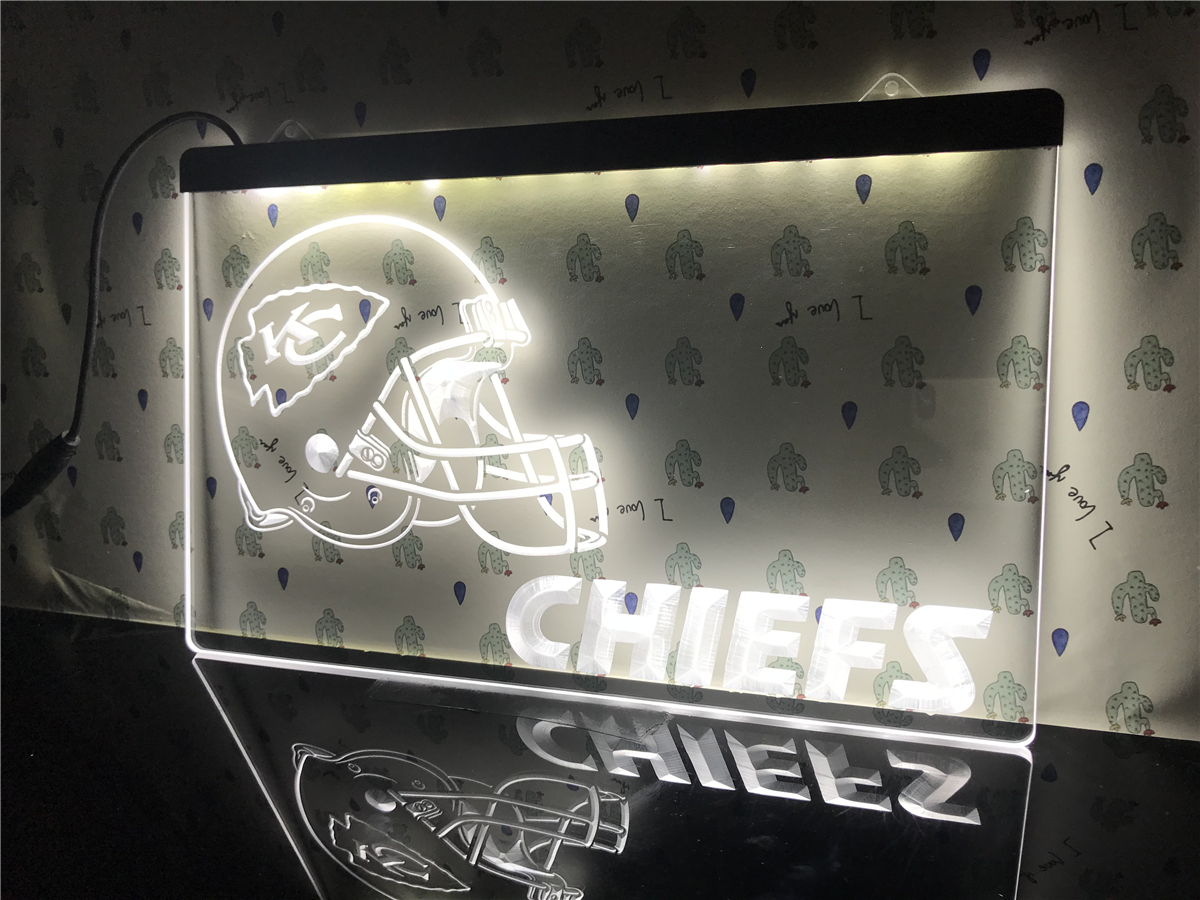 20 Kansas City Chiefs Neon Signs Pictures And Ideas On Meta Networks