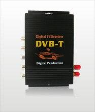Цифровой ТВ-тюнер приемник MPEG-4 dvb-t с двойной антенны 4 видео выходы