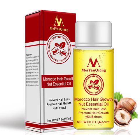 MeiYanQiong Fast Powerful Hair Growth Essence Hair Loss Products Essential Oil Liquid Treatment Hair Loss Care Products TSLM2 Karachi