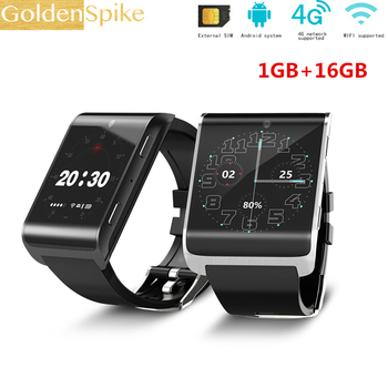 MTK6737 Quad Core GPS Smart Watch / 4G LTE