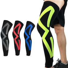 цена на 1 Pc Knee Support Professional Protective Sports Knee Pad Breathable Bandage Knee Brace Basketball Tennis Cycling Leg Protective