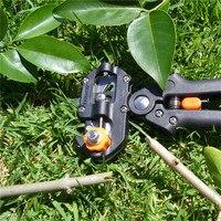 Black Metal Grafting Machine Garden Tools With 2 Blades Tree Grafting Tools Secateurs Scissors Grafting Tool