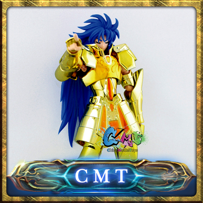 CMT  In-StoreLC Model Gemini Saga / Kanon Saint Seiya Myth Cloth Gold Ex Gemini Saga / Kanon Action Figure in stock saint seiya lc model cloth myth ex 2 0 white robe pope saga improved version you can select throne