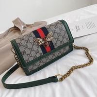 Small Bag 2019 Chain Single Shoulder Bag Chao Baitao Oblique Crossing Women's Bag handbag luxury handbags women bags designer