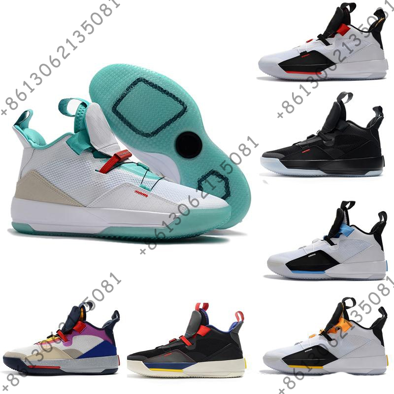 2019 New Jumpman XXXIII 33 Mens Basketball Shoes for Cheap High quality 33s Multicolors Tech Pack Guo Ailun Trainers Sneakers2019 New Jumpman XXXIII 33 Mens Basketball Shoes for Cheap High quality 33s Multicolors Tech Pack Guo Ailun Trainers Sneakers